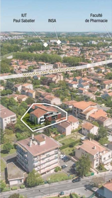 Vente appartement Toulouse 348500€ - Photo 3