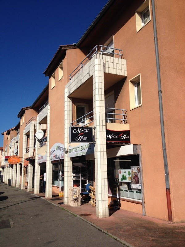 Rental apartment Toulouse 457€ CC - Picture 1