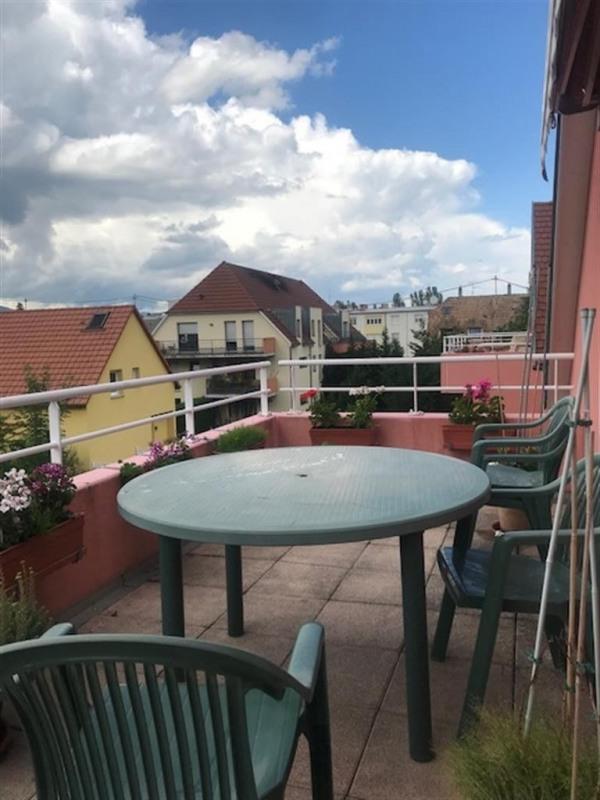Verkoop  appartement Wintzenheim 247927€ - Foto 1