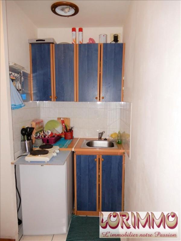 Sale apartment Le coudray montceaux 88000€ - Picture 2