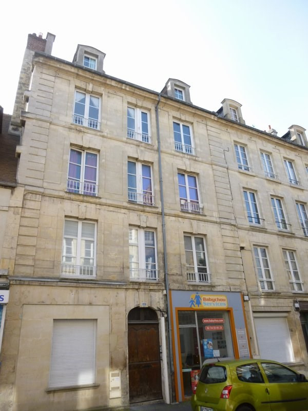 Rental apartment Caen 420€ CC - Picture 8