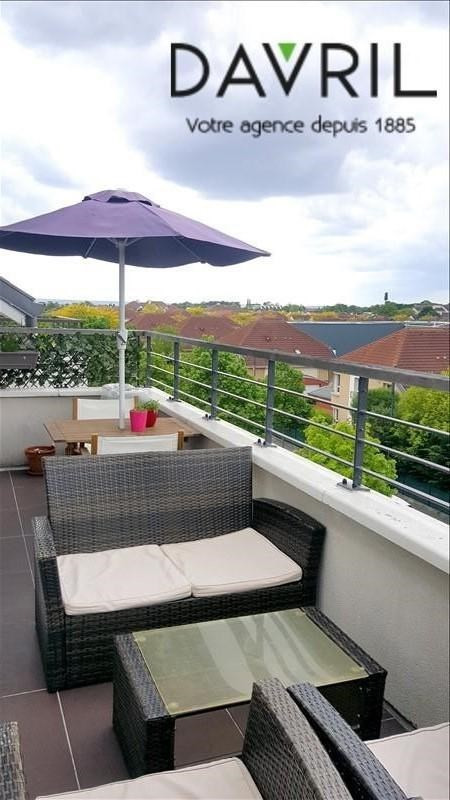 Sale apartment Herblay 234000€ - Picture 2