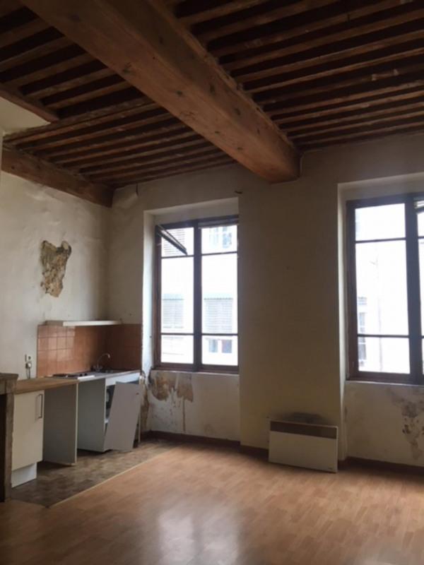 Sale apartment Lyon 1er 199000€ - Picture 2
