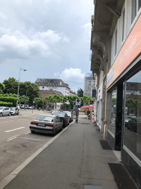 Location local commercial Strasbourg 1300€ HT/HC - Photo 6