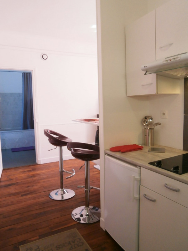 Rental apartment Fontainebleau 890€ CC - Picture 12