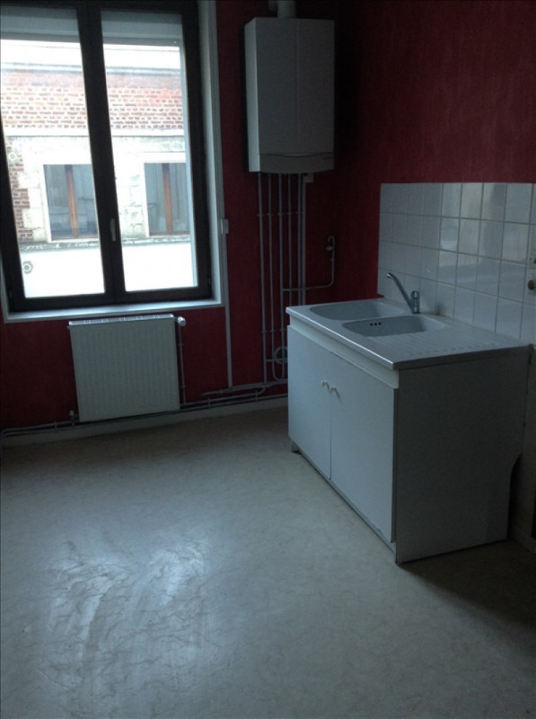Rental apartment St quentin 420€ CC - Picture 1