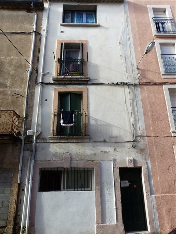 Sale building Beziers 195 000€ - Picture 1