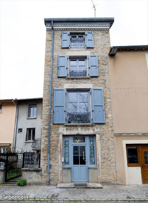 Vente maison / villa Cremieu 239000€ - Photo 5