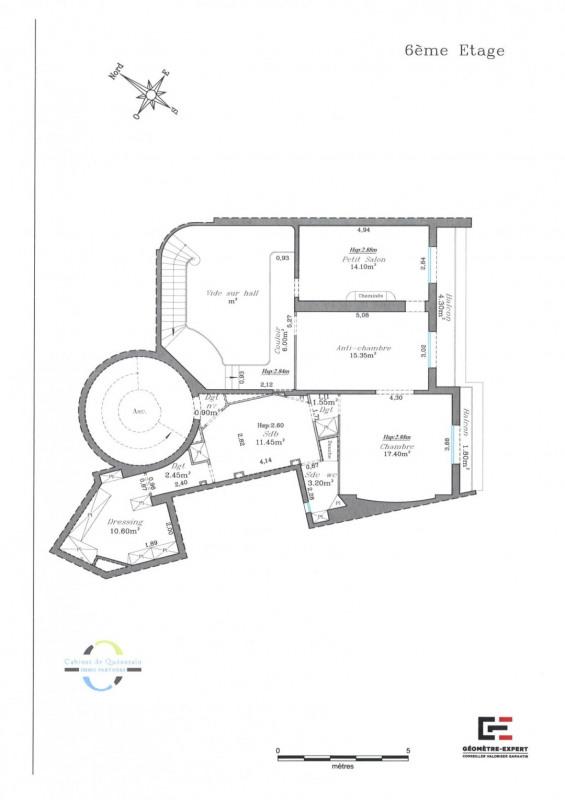 Revenda residencial de prestígio apartamento Paris 16ème 5750000€ - Fotografia 26