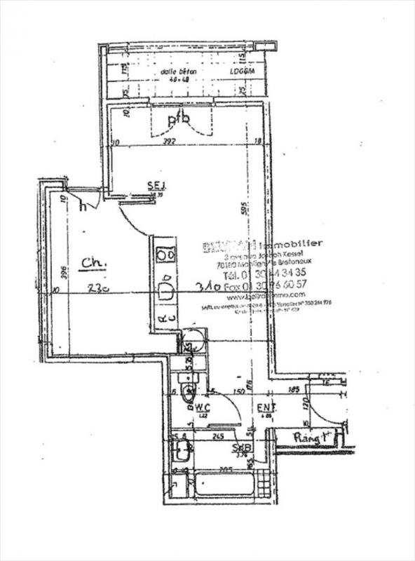 Investment property apartment Montigny le bretonneux 179000€ - Picture 6