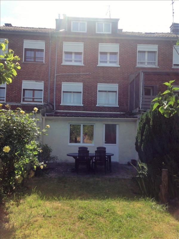 Vente maison / villa Sin le noble 139000€ - Photo 1