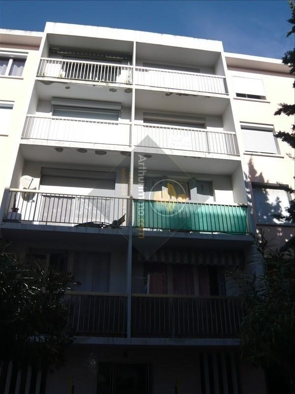 Vente appartement Sete 79 000€ - Photo 1