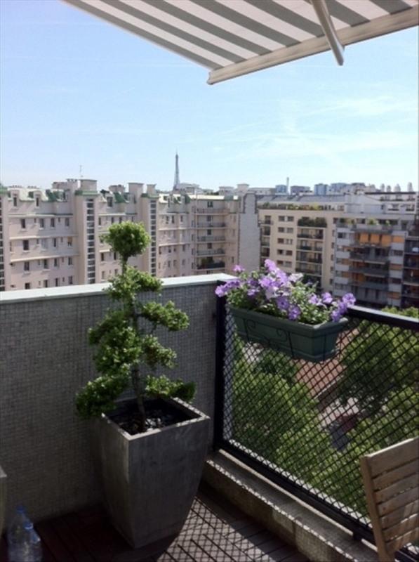Vente appartement Paris 16ème 840000€ - Photo 10