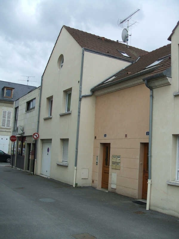 Rental apartment Soissons 346€ CC - Picture 1