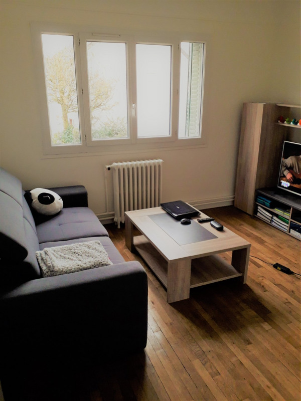 Rental apartment La frette-sur-seine 677€ CC - Picture 1