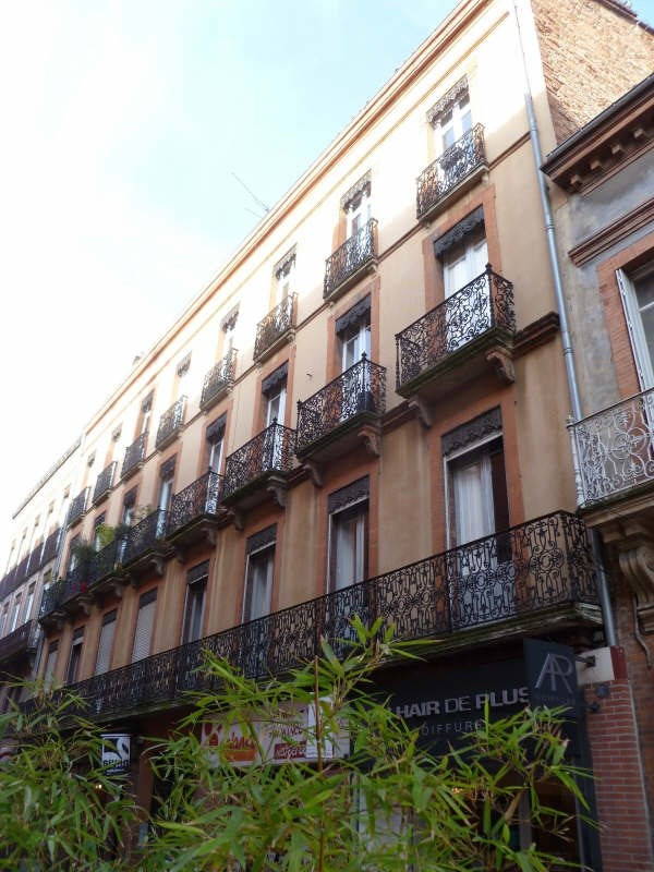 Rental apartment Toulouse 455€ CC - Picture 1