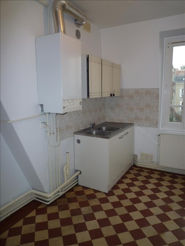 Rental apartment Le raincy 750€ CC - Picture 3