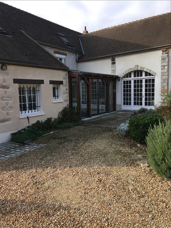Sale house / villa Vinneuf 255000€ - Picture 1
