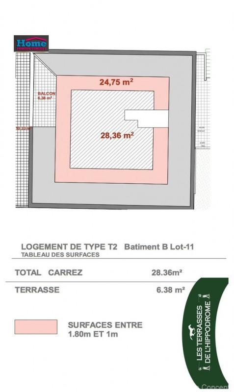 Sale apartment Rueil malmaison 211051€ - Picture 2