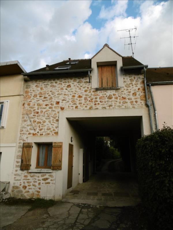 Rental apartment Bures sur yvette 645€ CC - Picture 1