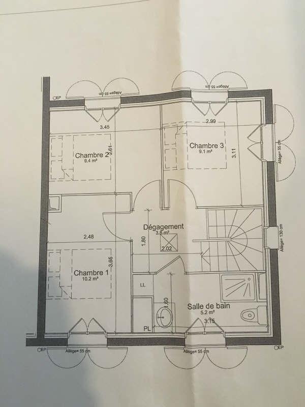 Vente maison / villa La chapelle en serval 295000€ - Photo 6