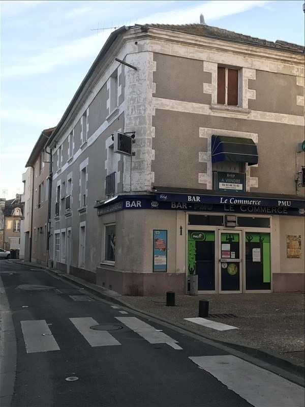 Vente immeuble Jaunay clan 110000€ - Photo 1