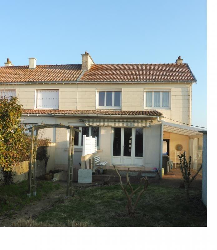 Sale house / villa Villedieu la blouere 109900€ - Picture 5