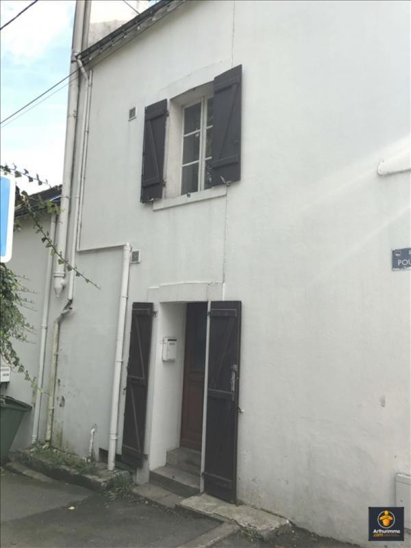 Sale house / villa Auray 80000€ - Picture 1