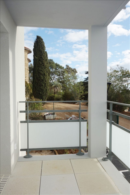 Location appartement Londe les maures 653€ CC - Photo 1