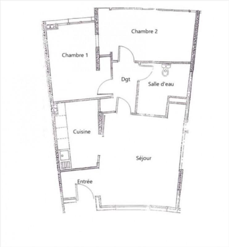 Vente appartement Plaisir 171150€ - Photo 5