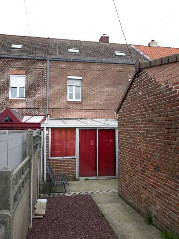 Rental house / villa Enquin lez guinegatte 560€ CC - Picture 1
