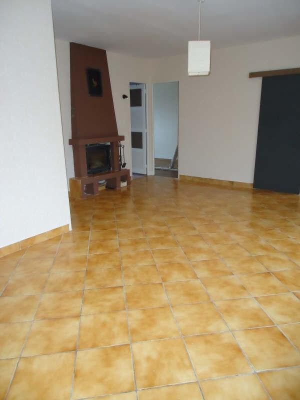 Rental apartment Brest 500€ CC - Picture 3