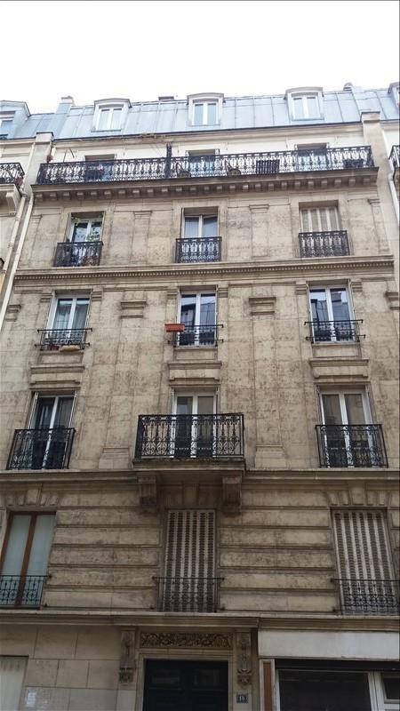 Verhuren  appartement Paris 18ème 975€ CC - Foto 7