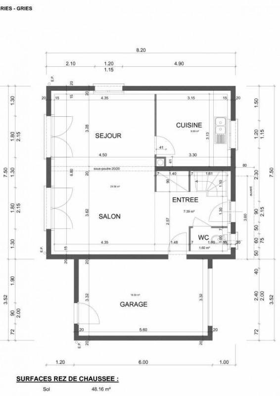 Sale house / villa Weitbruch 256390€ - Picture 3