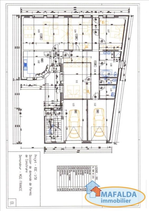 Sale apartment Cluses 240000€ - Picture 5