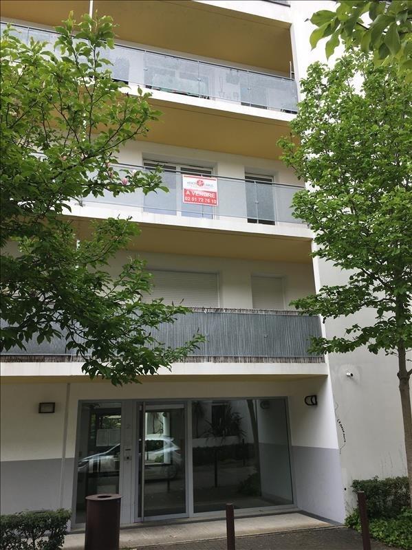 Vente appartement Nantes 211500€ - Photo 1