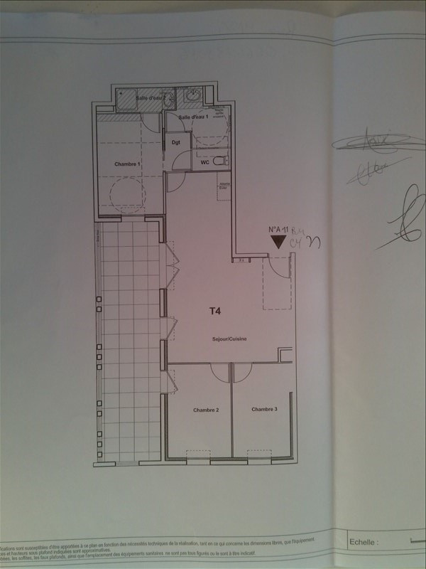 Sale apartment Marseille 9ème 275 000€ - Picture 1