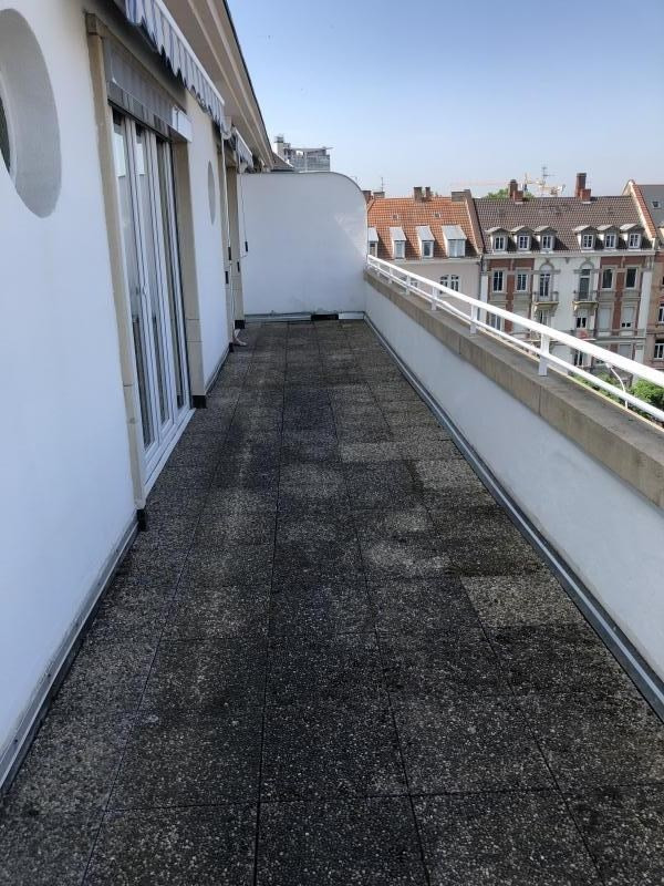 Rental apartment Strasbourg 865€ CC - Picture 4