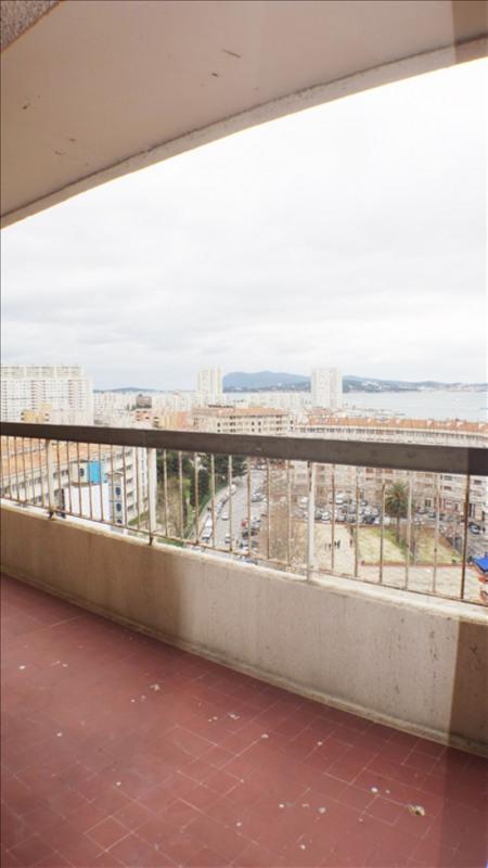 Verhuren  appartement Toulon 900€ CC - Foto 1