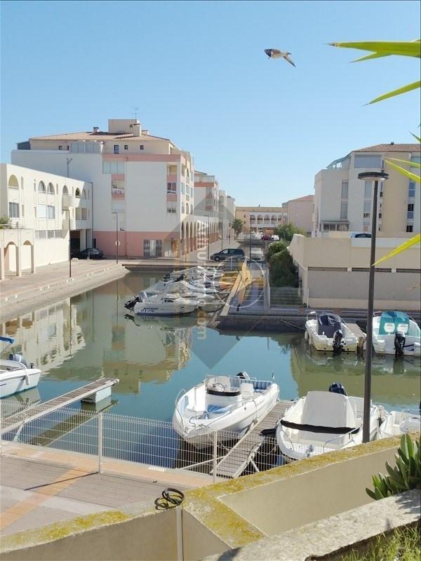 Produit d'investissement appartement Sete 83000€ - Photo 1