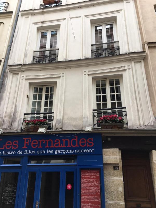 Vente appartement Paris 6ème 134000€ - Photo 1