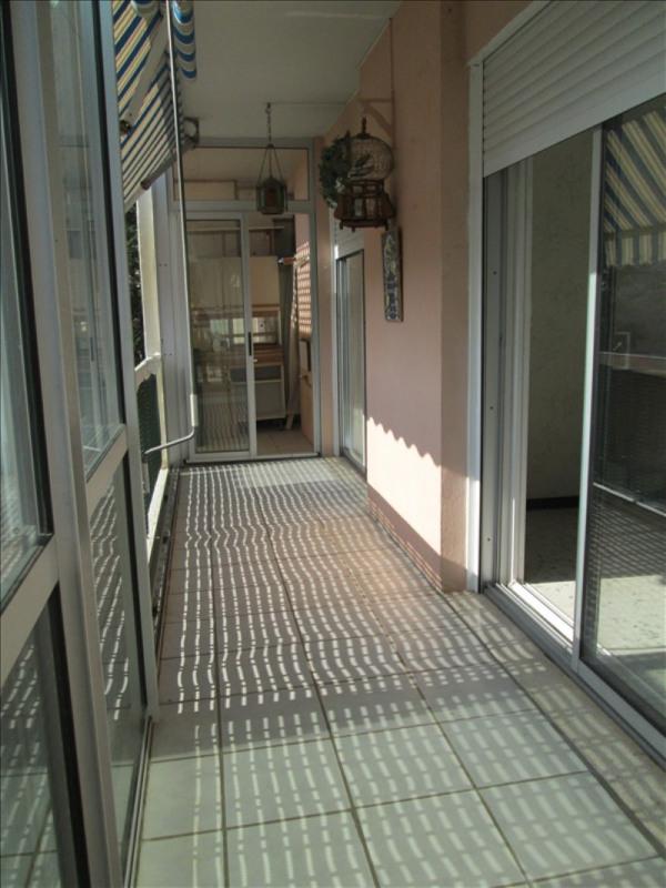 Sale apartment Sete 225000€ - Picture 2