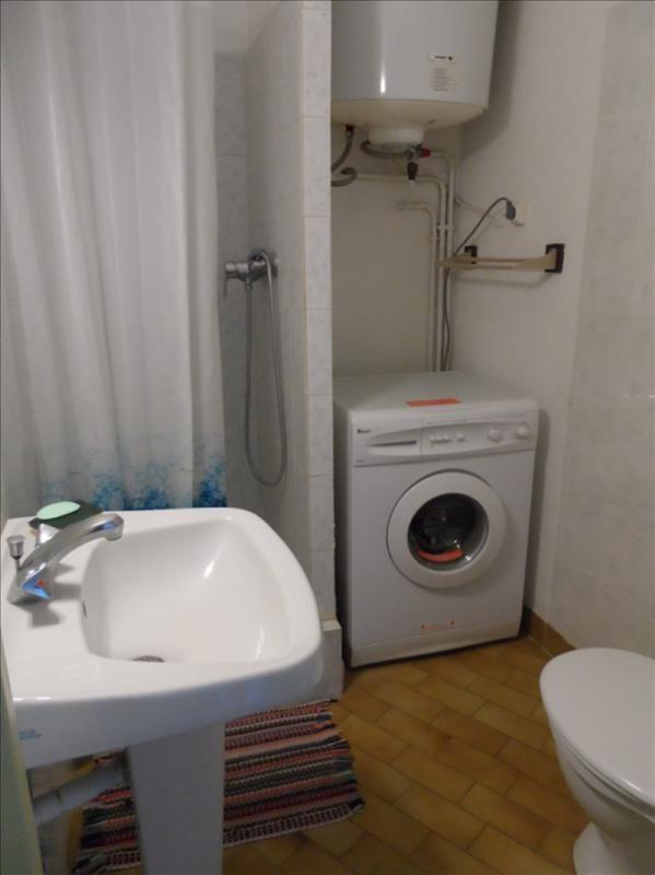 Verkoop  appartement Le barcares 69000€ - Foto 6
