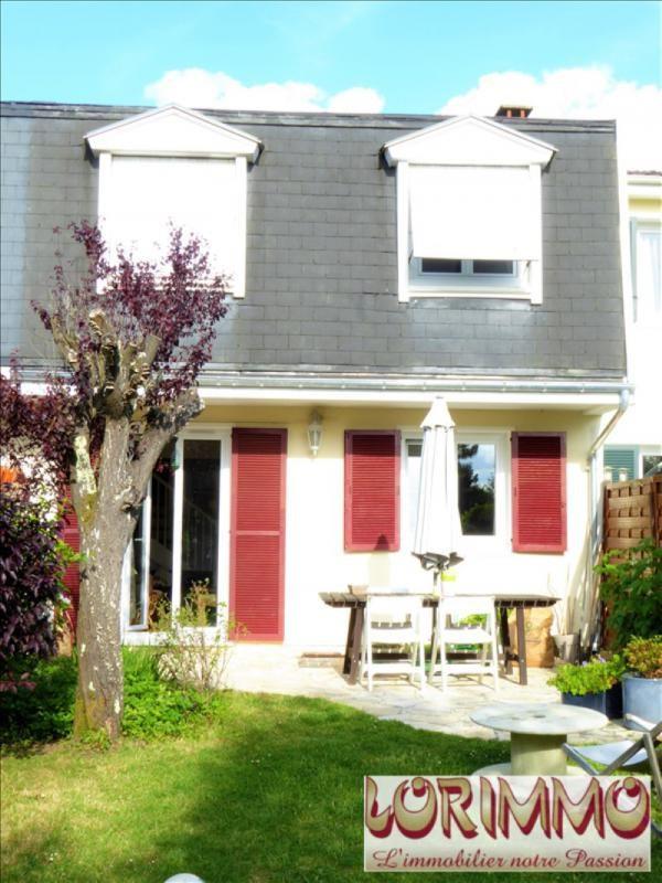 Sale house / villa Mennecy 281000€ - Picture 1