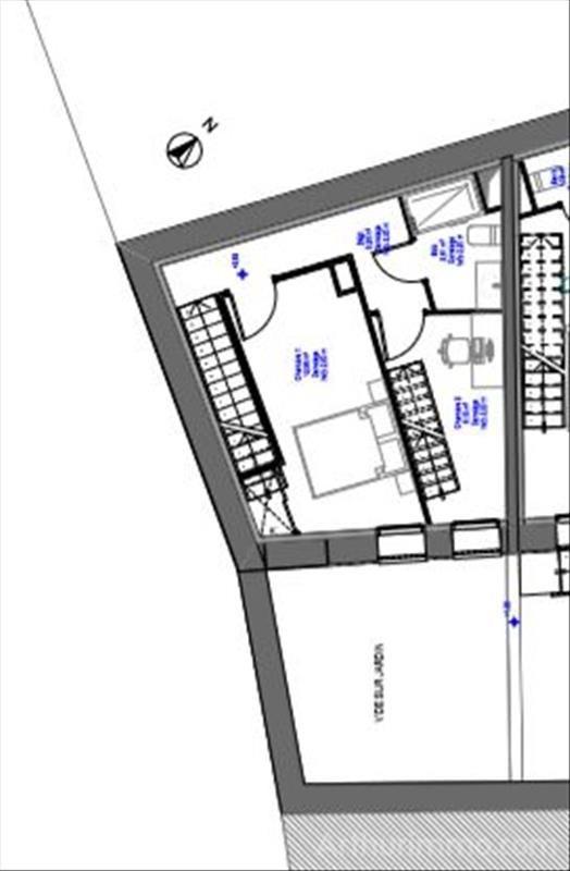 Vente appartement Saussan 210000€ - Photo 6