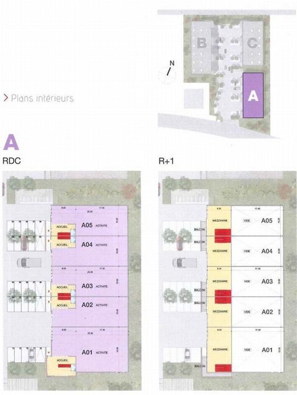 Vente Local d'activités / Entrepôt Bailly-Romainvilliers 0
