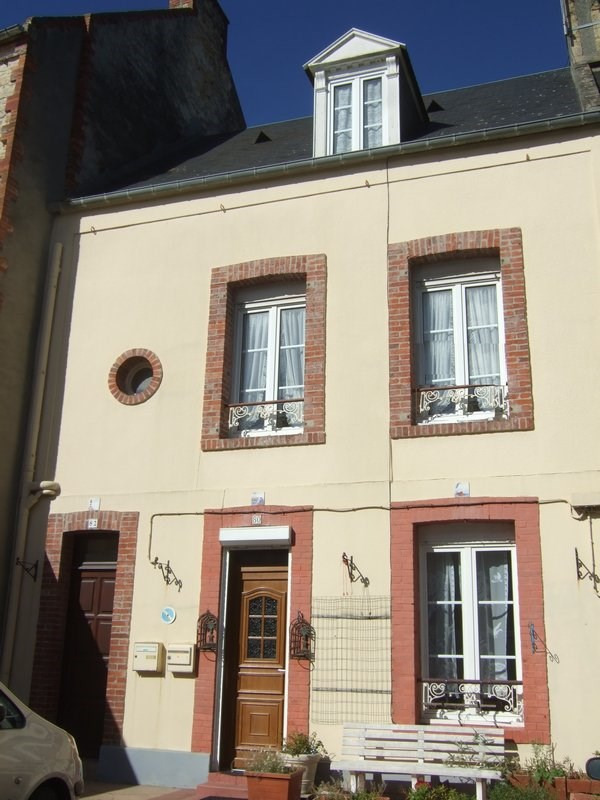 Sale apartment Grandcamp maisy 107 500€ - Picture 1