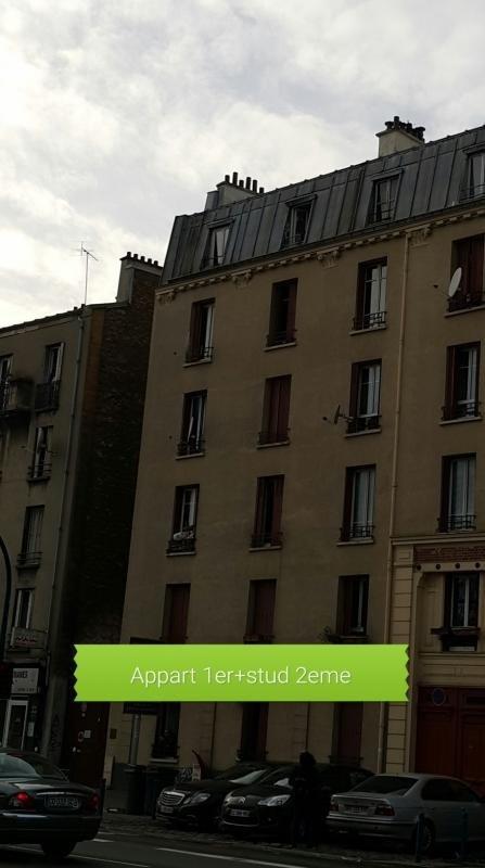 Vendita appartamento Aubervilliers 280000€ - Fotografia 2