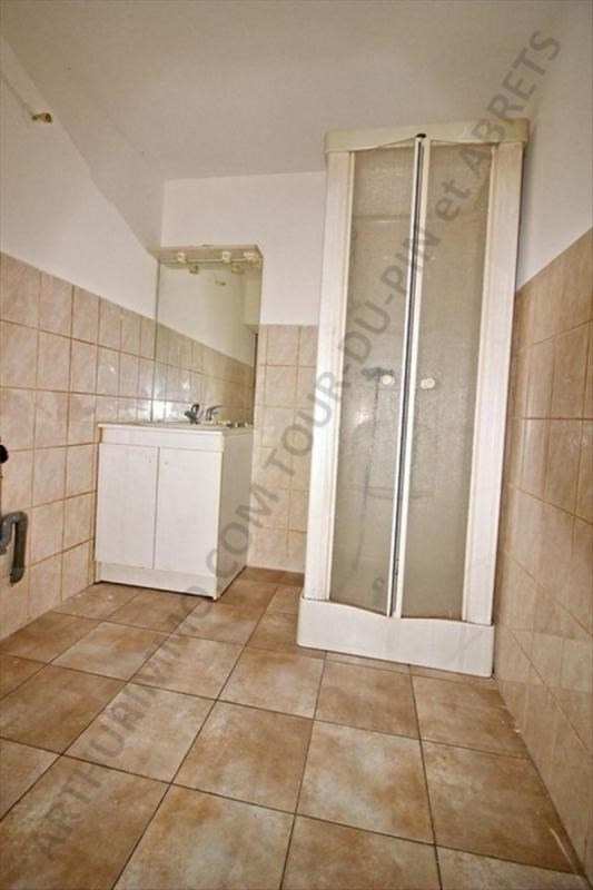 Vente maison / villa Aoste 137000€ - Photo 7