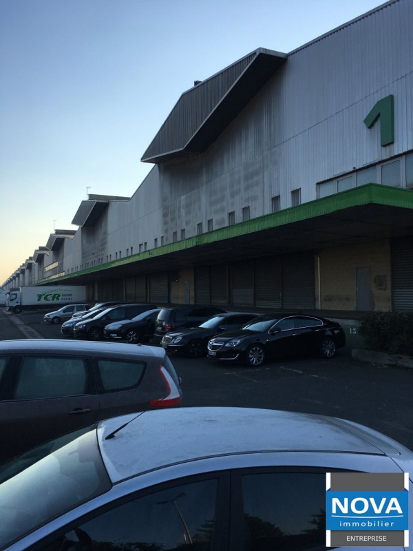 Location local commercial Aulnay sous bois 5880€ HT/HC - Photo 2
